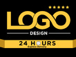 Professional unique logo design+Unlimited Revision+source files