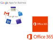 Set up G Suite / Google Apps / Office 365