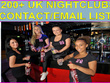Send you 1200 UK NIGHTCLUBS Contact/Email Database