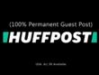 Publish A Guest Post On Huffington Post (DA:97 PA:83)