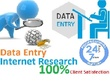 Do Data Entry Internet Research Market Research