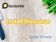 Install Discourse on any Linux server