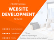 Design and Development for your new or existing Website