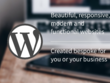 Create a 12 page responsive, gorgeous Wordpress website