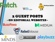 Guest Post On 2 Editorial Sites Wn, Buzzfeed, Playbuzz, and more