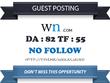 Write & publish a Premium guest post on WN.com (PA 85, DA 82)