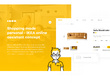 Create a fully responsive business website with 8 pages