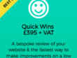 """Create a bespoke review of your Website or App for """"Quick Wins"""""""