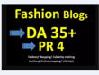 Guest Post On HQ DA35 Fashion Blog