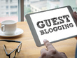 Submit 10 guest blog posts on High DA website