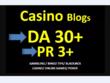 Guest Post On DA30 Casino HQ Blog