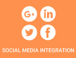 Integrate Social Media Onto Your Website