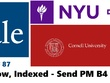 Nyu.edu/Cornell/Yale/Columbia.edu Guest post Dofollow & Indexed