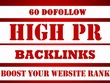 Manually Do 60 High DA PA Whitehat AUTHORITY Link Building - SEO