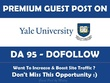 Guest post on Yale University. Yale.edu - DA 95