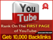 Build Powerful SEO Backlinks to Rank Your YouTube Video