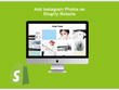 Add Instagram Photos on Shopify Website