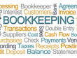 Do an hour's bookkeeping in Xero