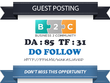 Publish Guest post on Business2community.com DA 86