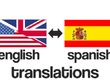 Website Translation from English -> Spanish (Up to 10000 Words)
