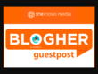 I Will Write & Publish A Guest Post On Blogher
