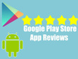 Post 5 genuine reviews and 5 star rating on your android apps