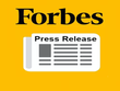 Write Your Press Release And Publish It on Forbes