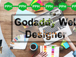 Design A Professional Website On Godaddy Builder