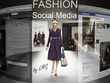 Bespoke social media management for fashion or beauty business