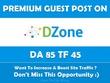 Write & Publish Guest Post on Dzone.com - DA 85