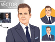 Draw vector cartoon flat avatar portrait in 48 hours