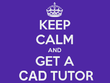 Provide private, CAD tutoring lessons