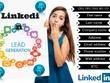 Provide 200 leads from  Linkedin Lead Generation