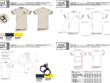Create a thorough tech pack for garment manufacturers