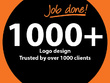 Design premium Logo + Unlimited Concepts & Revisions + Files