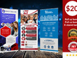 Design Roll Up Or Pull Up Or X Stand Banner With In 24 Hours