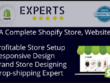 Setup a Complete Professional Shopify Store