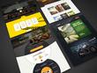 Design responsive homepage/landing page design