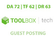 Publish a guest post on IT Toolbox - DA72, TF62, DR63