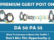 Write & Publish Guest Post on Lazypenguins.com - DA 50