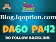 Guest Post on blog.iqoption.com – DA60 – PA42