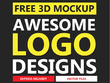 Design a professional logo for your company or brand