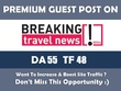 Write & Publish Guest Post on Breakingtravelnews.com - DA 55