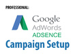 Setup Adword and Adsense Account