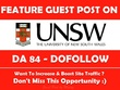 FEATURE Guest Post on University of New South Wales. unsw.edu.au