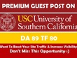 Publish Post on usc.edu - DA90 - EDU Guest Post/ Dofollow