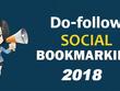 Provide  Do 30+ do-follow Social Bookmarking Backlink