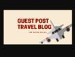 I will guest post on my travel blog
