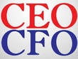 Collect 200 CEO and CFO same company