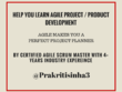 Help to learn agile scrum implementation for IT development